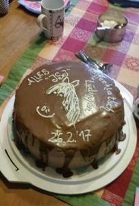 Kaffeklatsch Torte